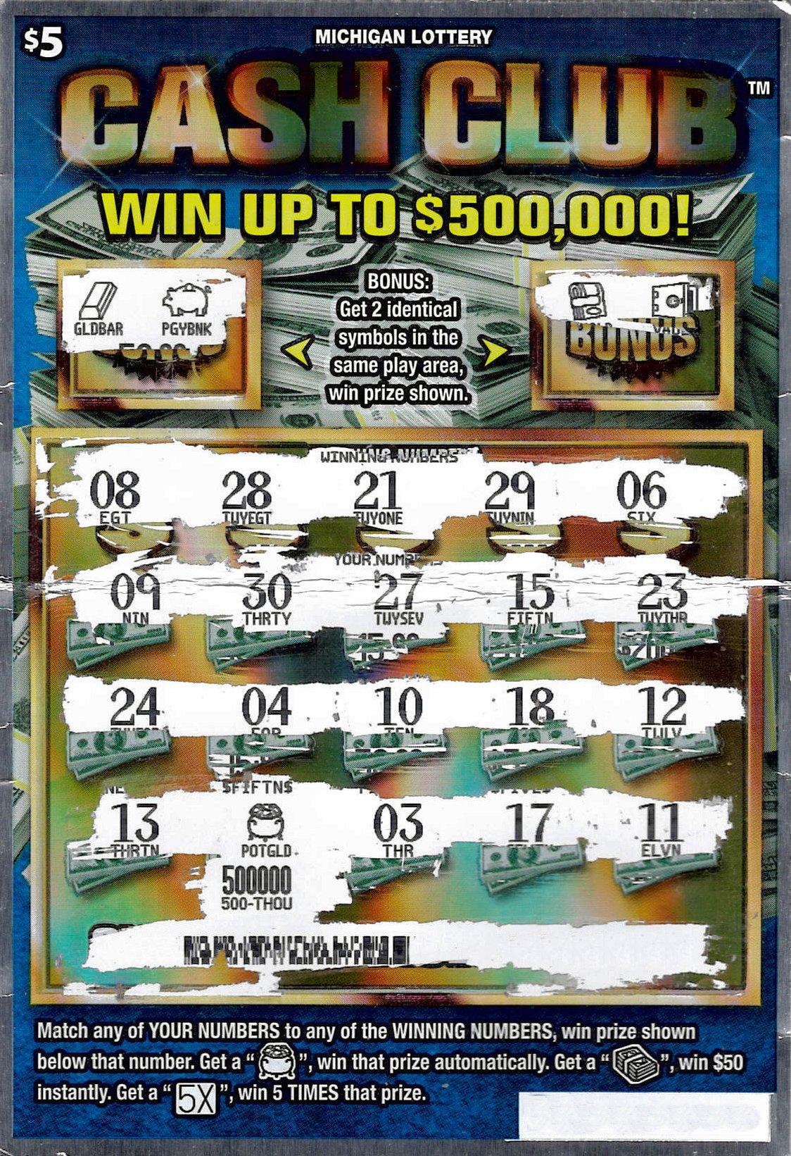 Lotto 11.01.17